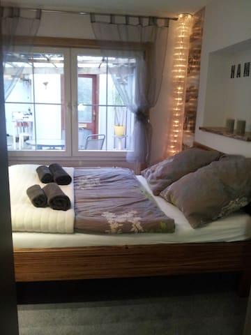 Kl.gemütliches Zimmer EURO FH/ILS - Hamburg - Huis