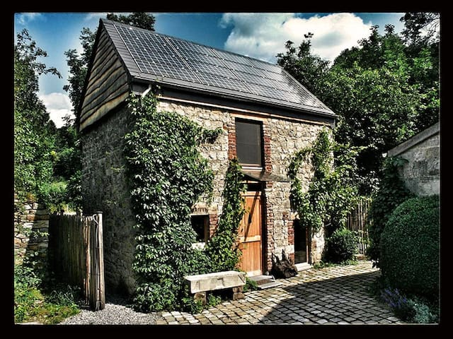Exclusive house by the river Aisne - Durbuy - Rumah
