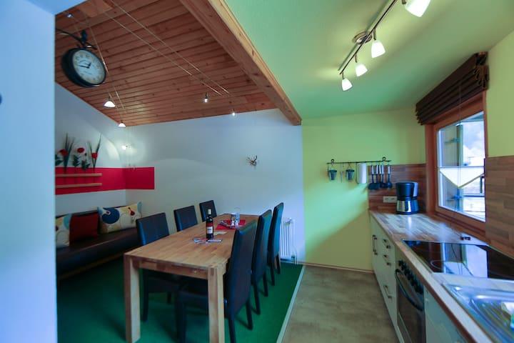 Schöner wohnen im Haus Idili! - Sankt Gallenkirch - Appartement