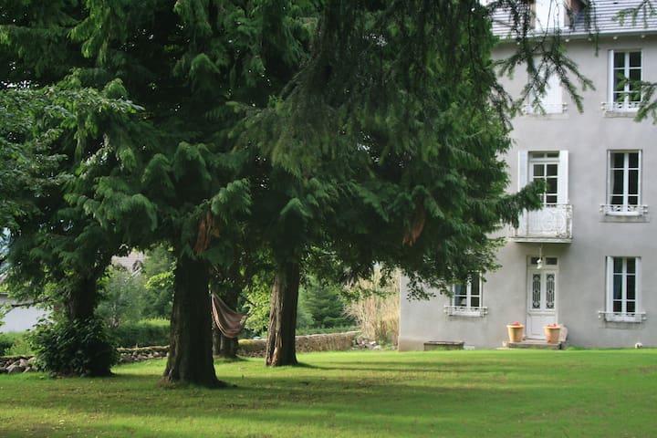 Vivez dans une maison de famille - Le Chambon-sur-Lignon - Ev