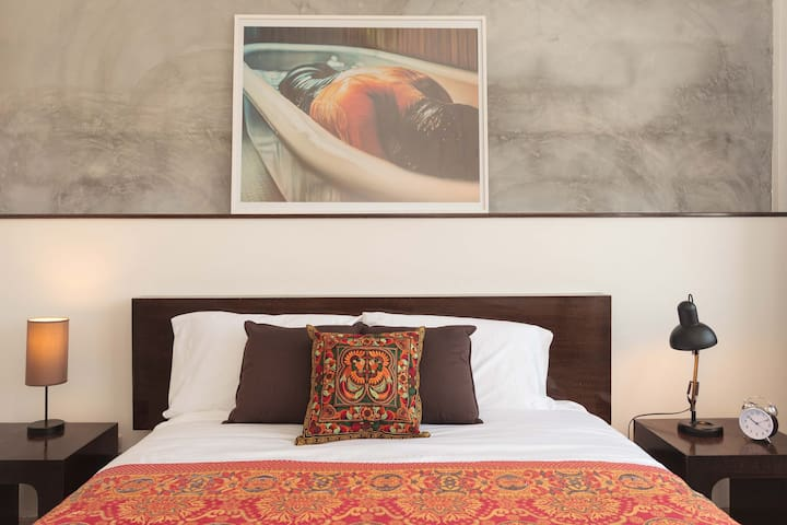 Stylish Digs in the  of Bangkok! - Bangkok - Bed & Breakfast