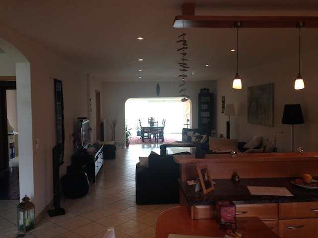 Double room in the country side  - Auboranges - Appartement