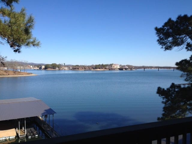Great View-Location-Value!! - Lake Hamilton - Appartement