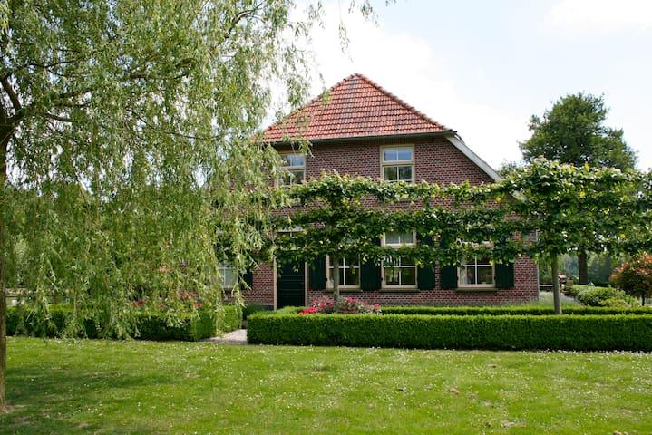Luxury Farmhouse in countryside - Winterswijk - Rumah