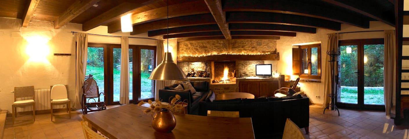 Casa Rural en Rocabruna - Camprodon - Rocabruna