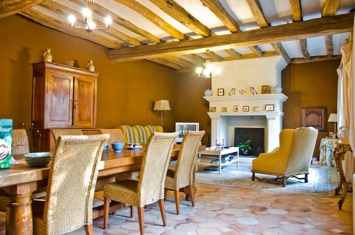 Ideal base for chateaus/vineyards - Langeais - Bed & Breakfast