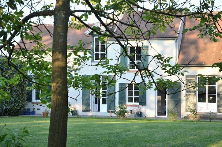 Belle propriété a 37kms de Paris  - Asnières-sur-Oise - Casa