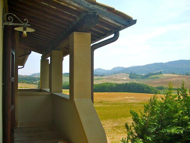 ToscaTuscany Pisa immersed in natur - Fauglia - Appartement