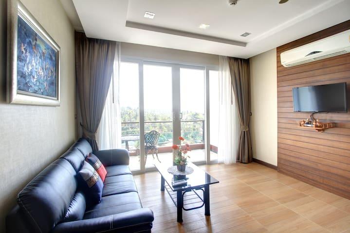 Ocean View Studio Karon Phuket S & S 507 - Karon - Apartment