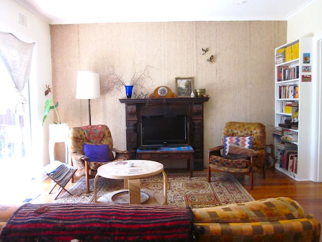 Sunny room amongst the gum trees - Warrandyte - Haus