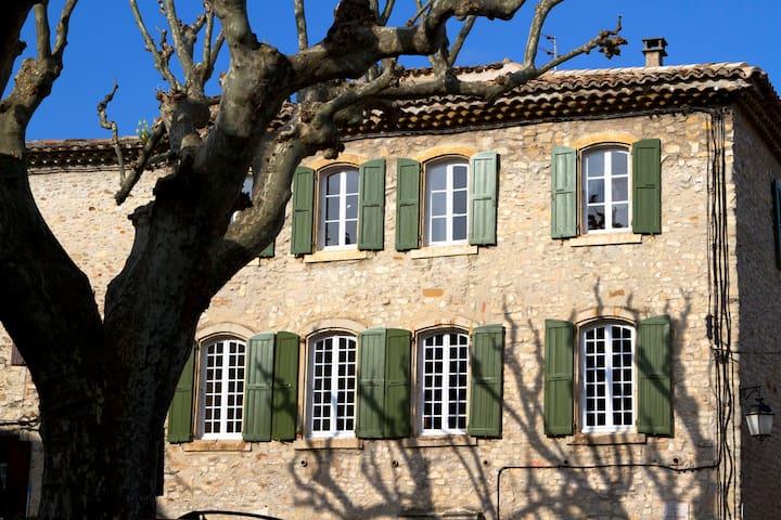 Historic home in the medieval city. - Vaison-la-Romaine