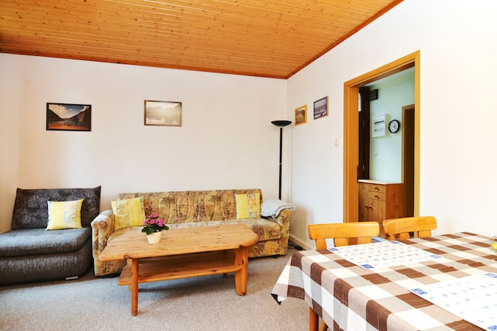 50qm Schöne Wohnung in Niesgrau - Niesgrau - Leilighet