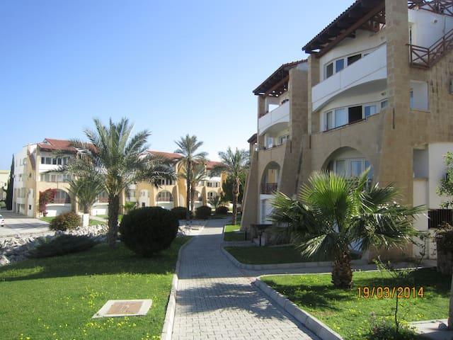 3-спальные апартаменты - Кирения - Apartment