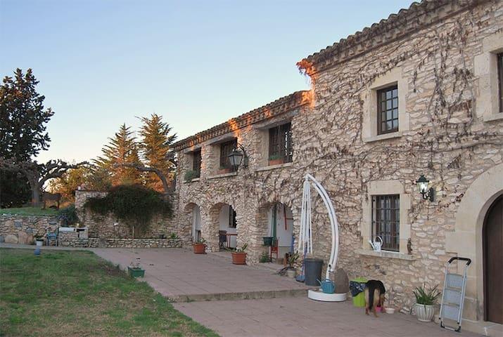 Bed & Breakfast in Mas Miró! - El Catllar - Oda + Kahvaltı