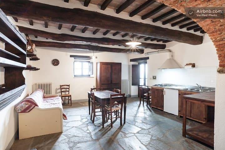 Arco, studio confortable et spacie - Sansepolcro - Loft