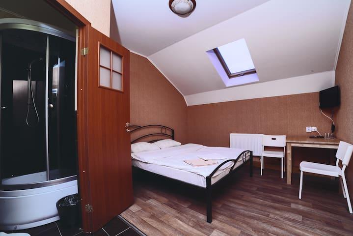 Apartments #32 in the green area - Zelenogorsk - Bed & Breakfast