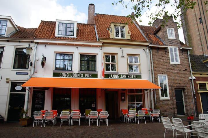 Lange Jan hotel - Amersfoort - Hotel butique