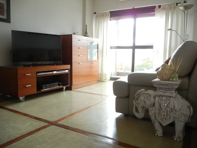 Luxury and big apt for 2 in BA - Lanús Oeste - Apartment
