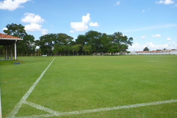 Football Training Center - Room R - Cuiabá - Bed & Breakfast