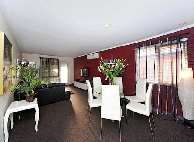 Stunning apartment in top location - Applecross - Departamento