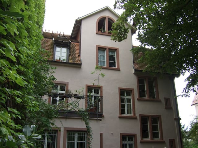 FREIBURG-City close TrainStation - Freiburg - Apartmen