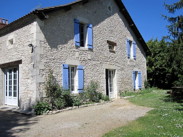 Campaign near Bergerac- Large house - Monestier - Casa