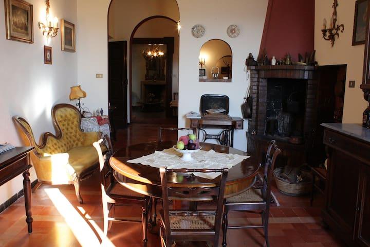 Charme e relax vicino a Senigallia  - Ostra Vetere - アパート