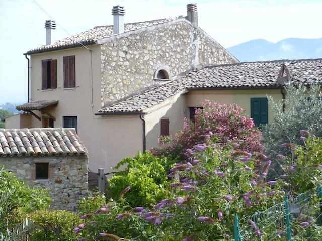 Vista Verde - Green Heart of Italy - Montecchio - Apartemen