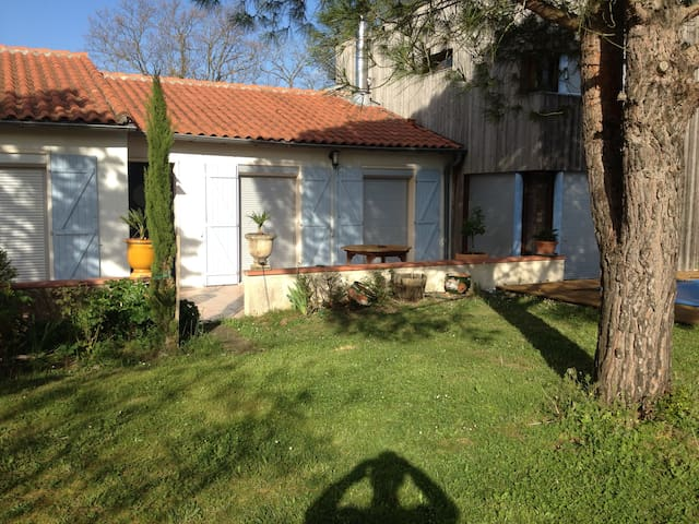 1 Chambres double au calme - Fourquevaux - Vila