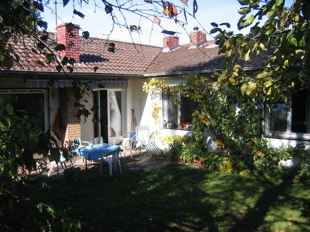 Ferienhaus mit wunderschönem Naturgarten - Ludwigsau-Mecklar - Ev