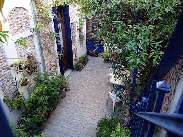 Habitación single Parque Patricios - Buenos Aires - Bed & Breakfast