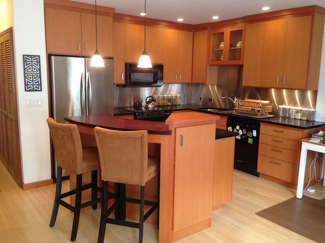 Very Downtown Condo - Eugene - Appartement