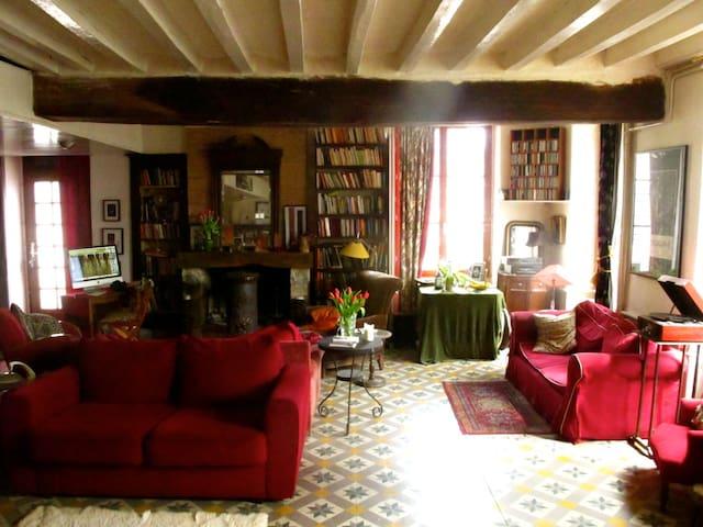 Chambres d'art - Treigny - Bed & Breakfast