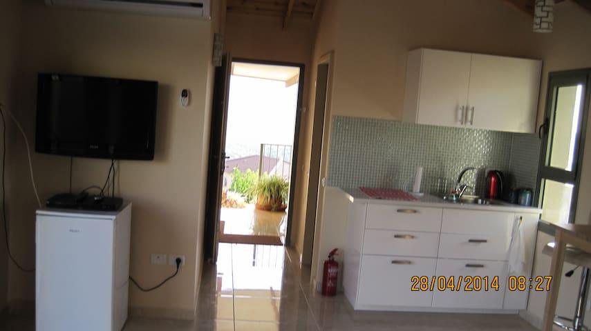 Ditza's Zimmer       הצימר של דיצה  - Moran - Appartement