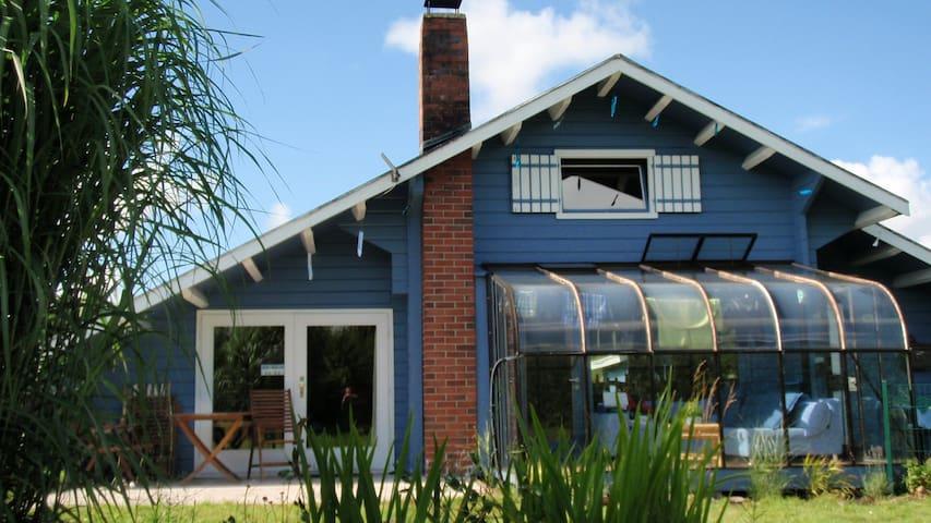 Idyllisches Ferienhaus für Familie - Neuhaus (Oste) - Huis