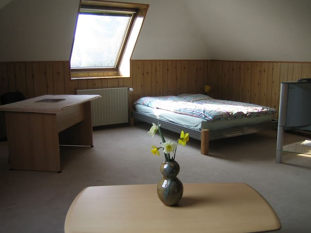 2 separate rooms, only 10 Min. to Hamburg - Hamburg - Hus