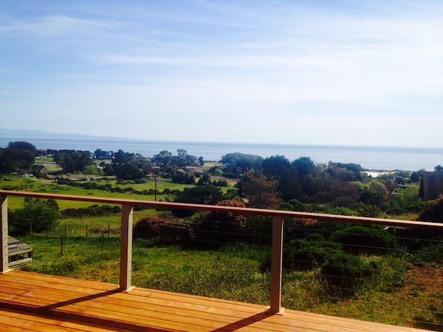 Country life & Ocean views~La Selva - La Selva Beach - Apartemen