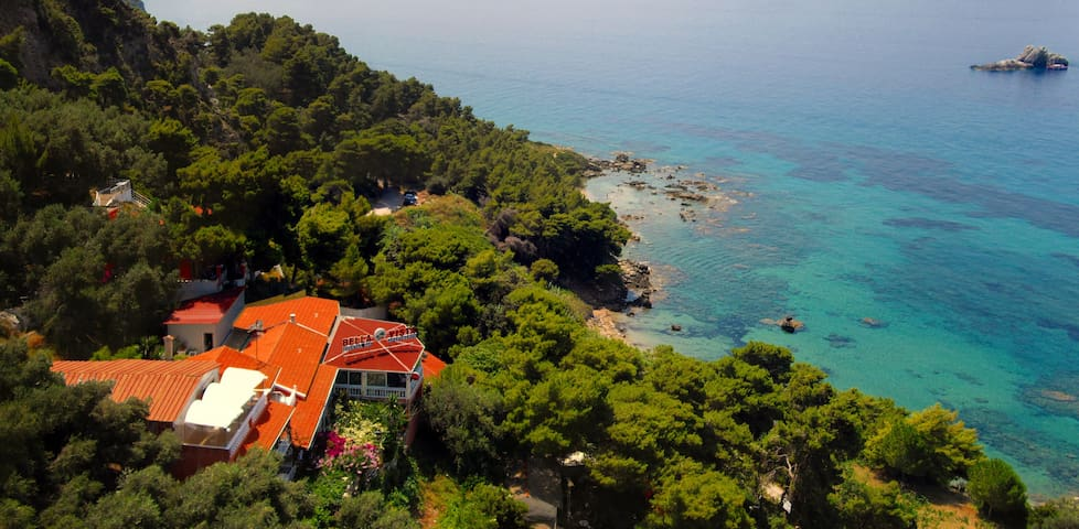 Bella Vista Corfu - Sunset Apartments in Pelekas - Pelekas - Oda + Kahvaltı