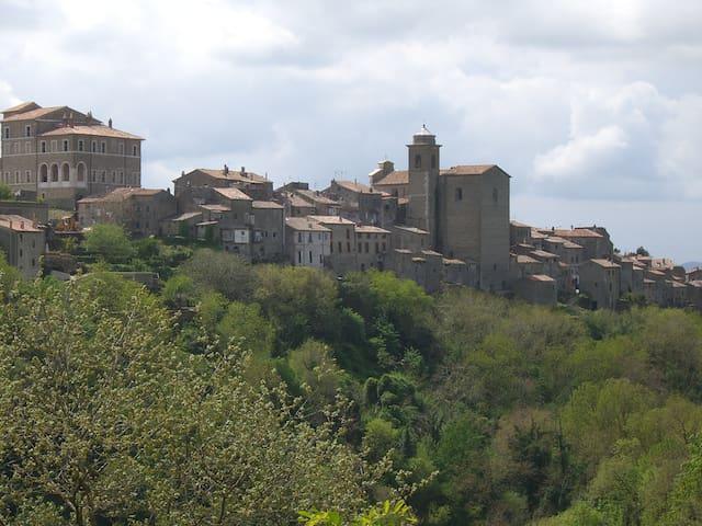 Stones house in the laziale maremma - Ischia di Castro