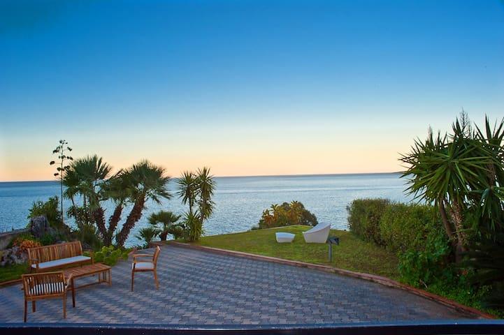BubasVilla, breathtaking views! - Altavilla Milicia - Vila