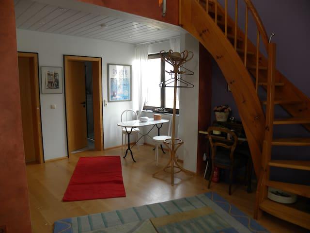Beautiful Maisonette flat/Frankfurt - Bad Vilbel - Appartement