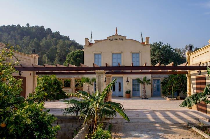 19th century Valencian villa  - Corbera - Maison