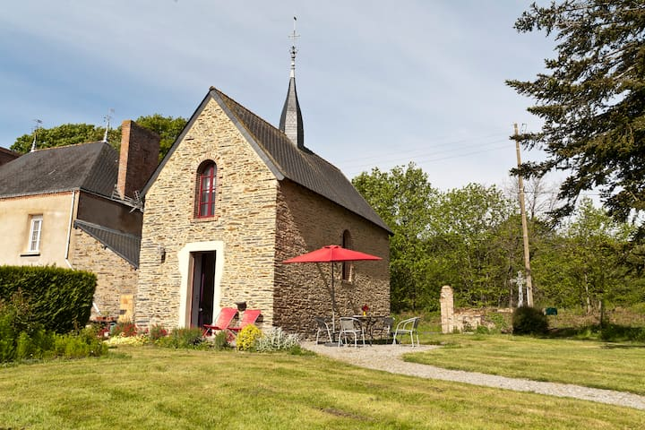 Holiday cottage in converted chapel - Plessé - Lainnya