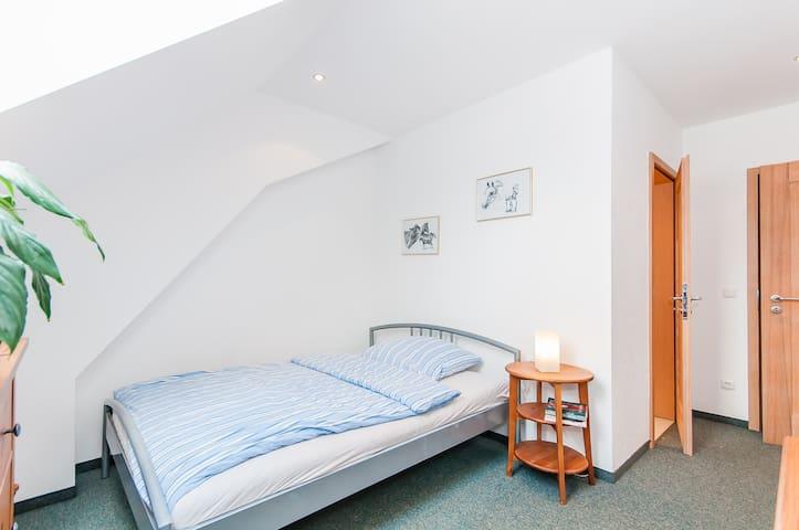 Gästezimmer idyllischer Pferdehof - Mengkofen - Maison