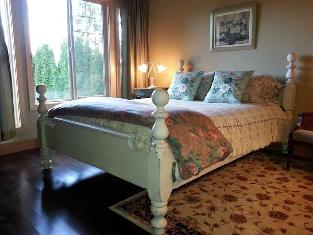 Harrison Retreat 3/Charming Cottage - Agassiz