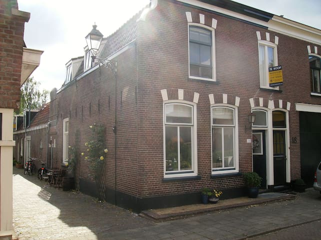 House in old centre of Oudewater! - Oudewater - Hus