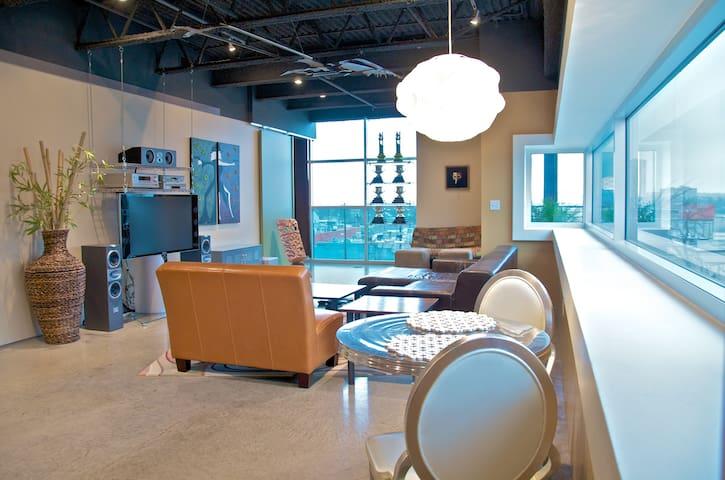 Modern downtown loft on 6th St - Austin - Departamento