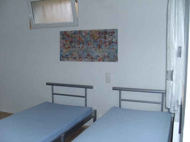 Komfortables, zentral gelegenes Apartment - Rottweil - Huis