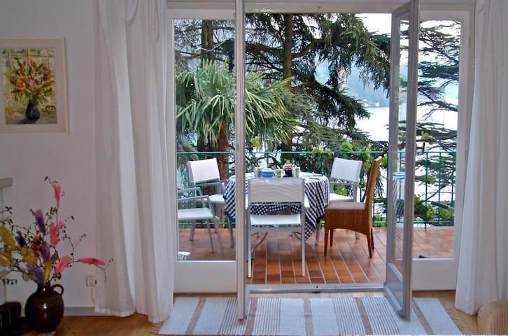 casa piccolina castagnola - Lugano - Apartamento
