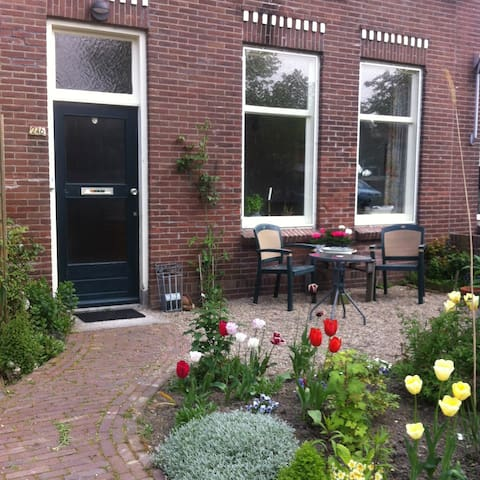 cosey house near city and beach 1 - Middelburg - Bed & Breakfast